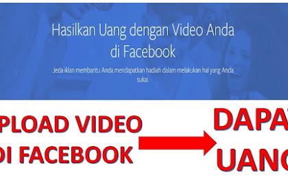 Panduan Facebook Creator Indonesia - Hasilkan Uang di Video Facebook