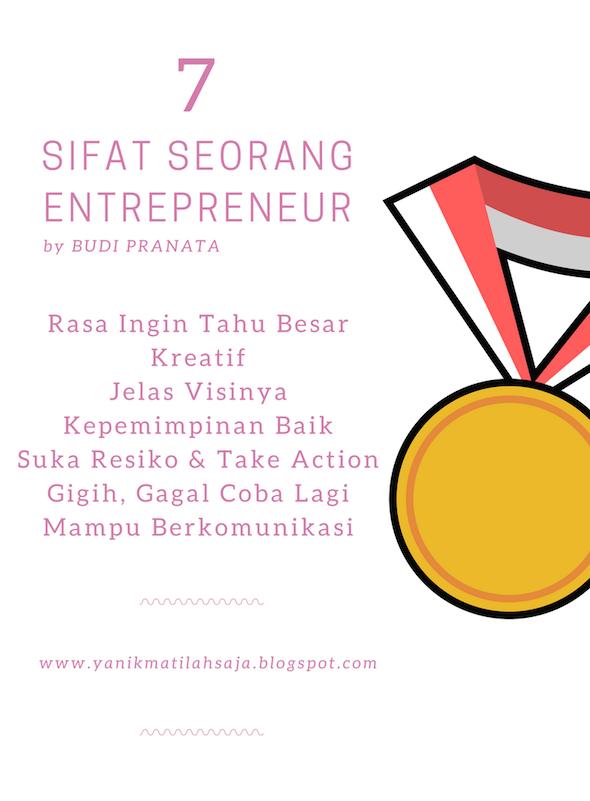 """Ketemu Digital Entrepreneur Lewat Seminar """"Ayo Berwirausaha"""" Yanikmatilah Saja"""