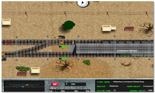 Download Train Manager Highly Compressed