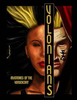 Volonians: Mysteries of the Vondercrat (Book #1) by Carlos Hardy (Author) and Christopher Edwards Jr.