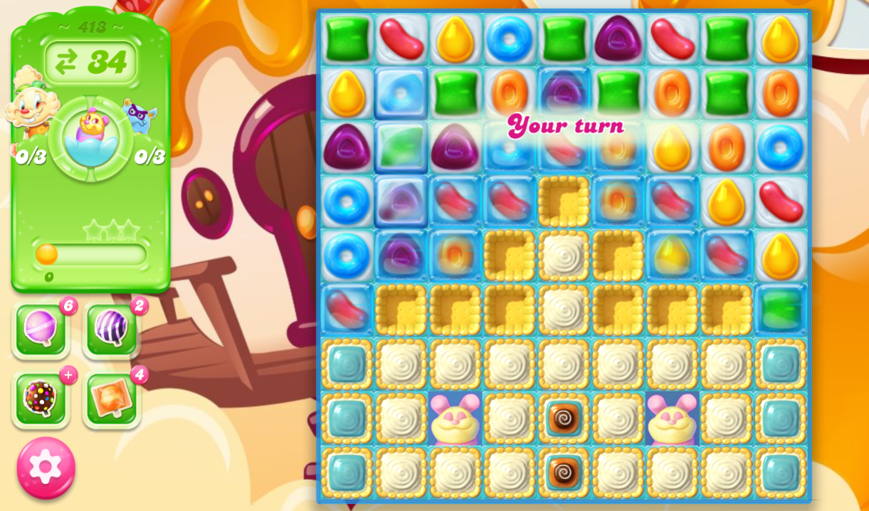 Candy Crush Jelly Saga 413