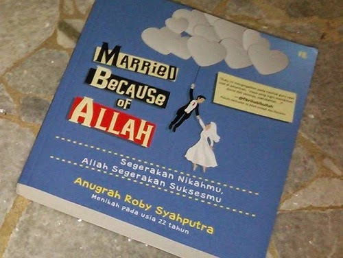Married Because of Allah (foto luckty.wordpress.com)