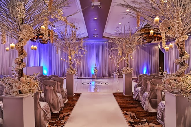 Best Wedding Ceremony Decorations of 2013 - Belle The Magazine