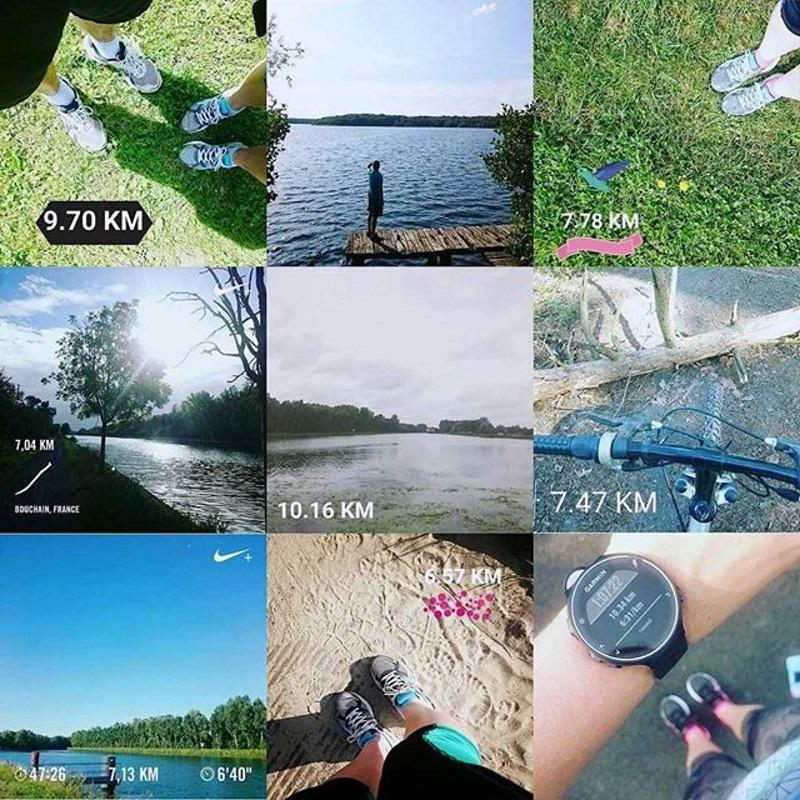 running l'angoisse de courir seule