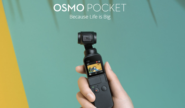 Dji Osmo Pocket review