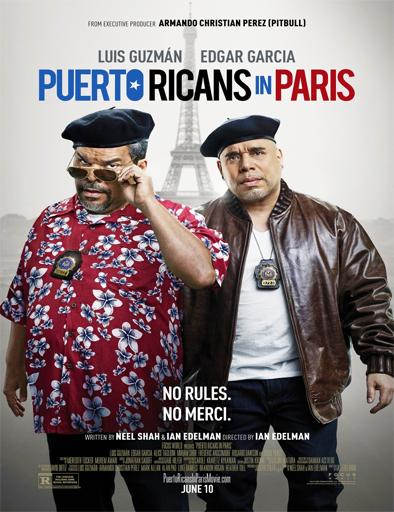Ver Puerto Ricans in Paris (2015) Online