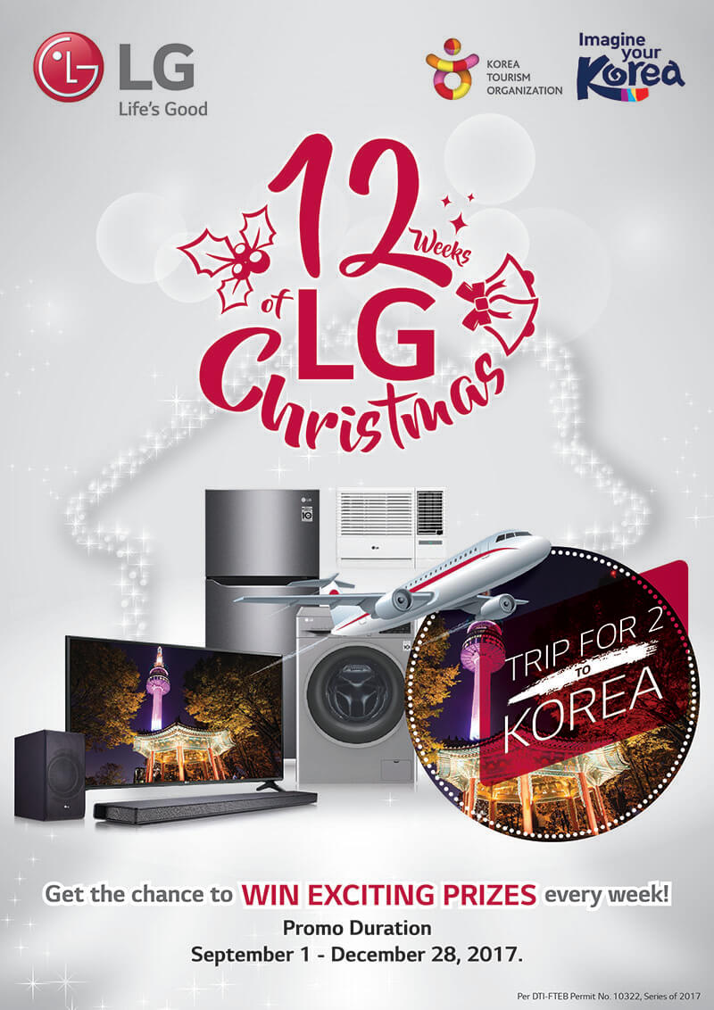 LG 12 Weeks of Christmas