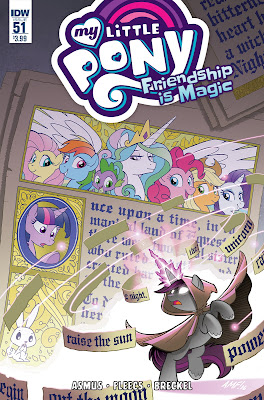 My Little Pony Comic #51