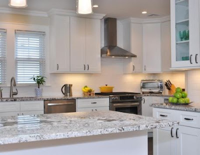 Luxurious White Ice Granite Ideas For Your Kitchen