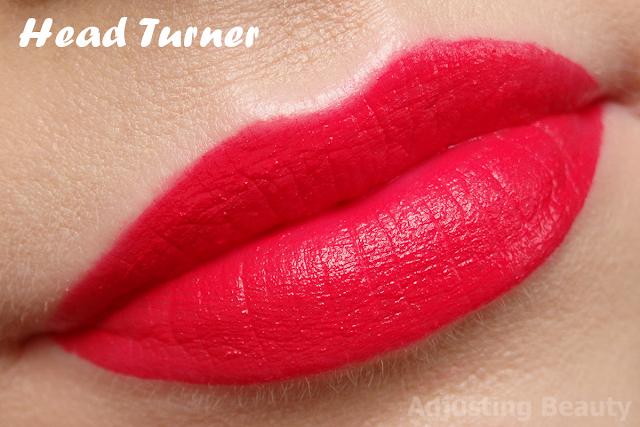 Review Avon Mark Liquid Lip Lacquer Shine And Matte All Colors