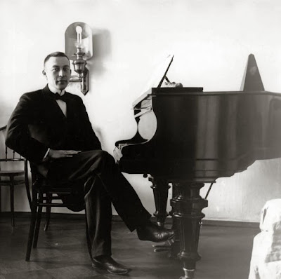 Sergei Rachmaninov in the 1910s