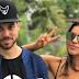 Papatinho esteve trabalhando com Mariana Rios em novo material