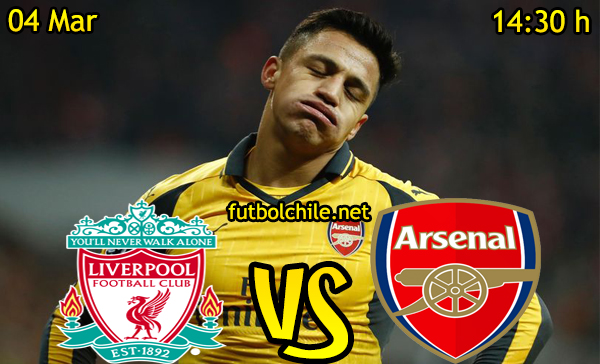 Ver stream hd youtube facebook movil android ios iphone table ipad windows mac linux resultado en vivo, online: Liverpool vs Arsenal