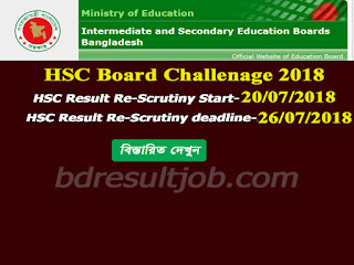 HSC Board Challenge Process 2018