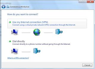 cara menggunakan vpn for pc