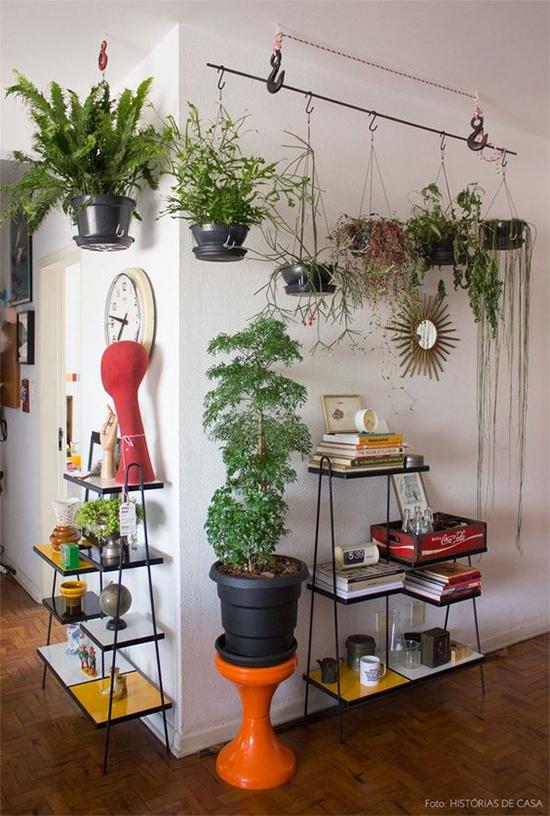 plantas no apartamento,  horta vertical, jardim vertical, faça você mesmo, diy, do it yourself, decor, decoração, home design, a casa eh sua