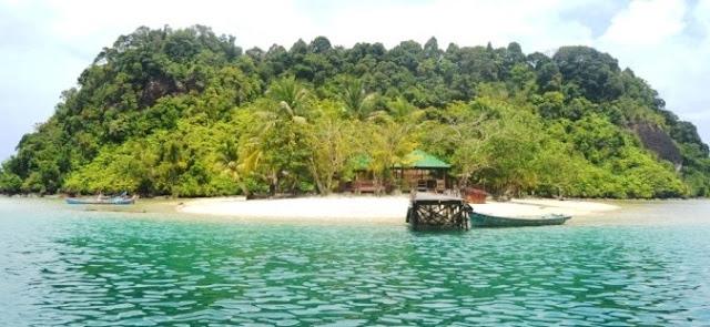 Surga Menyelam Pulau Putri Sibolga