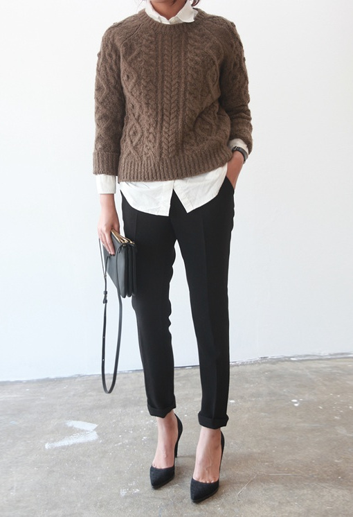 What To Wear To The Office: Business Casual Outfits For 2017