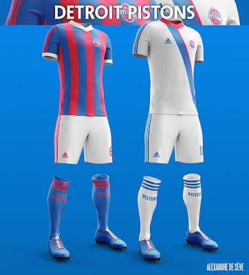 5c00bb0a09f NBA Football Concept Kits Revealed - Footy Headlines