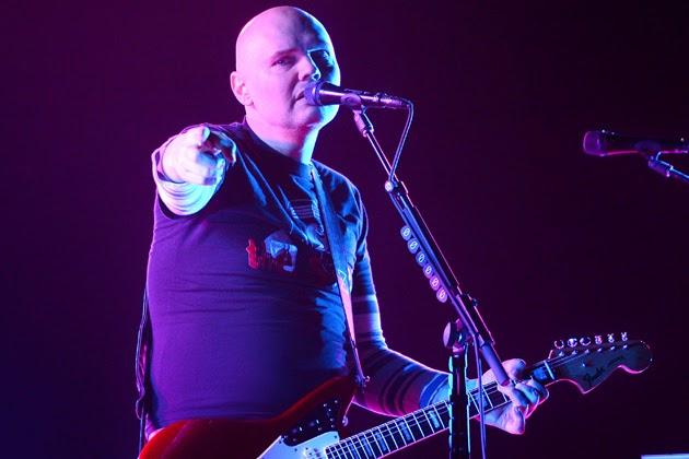 Resultado de imagem para Billy Corgan anuncia turnê solo