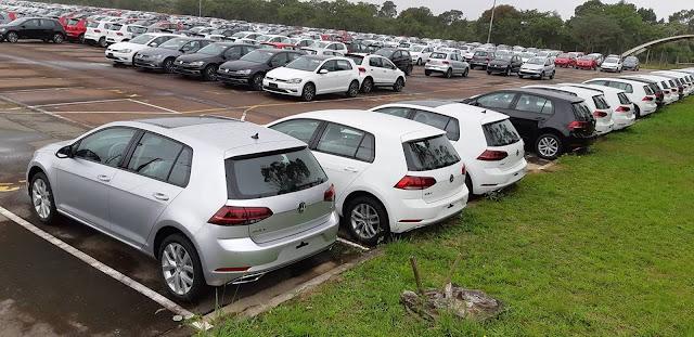 Novo VW Golf 2018