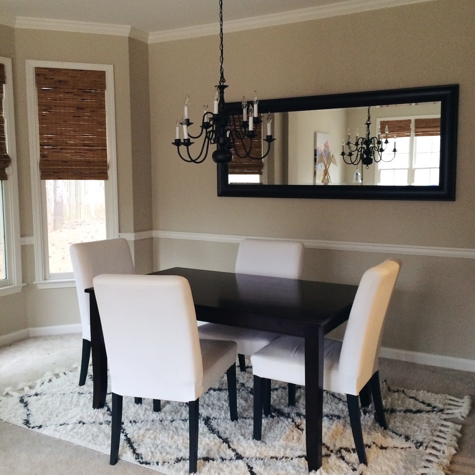 fun dining rooms | Dining Room Update & Weekend Fun - GarvinAndCo.com