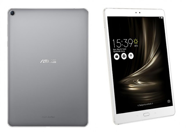 ASUS Officially Unveiled ZenPad 3S 10 Tablet And ZenScreen Portable Monitor