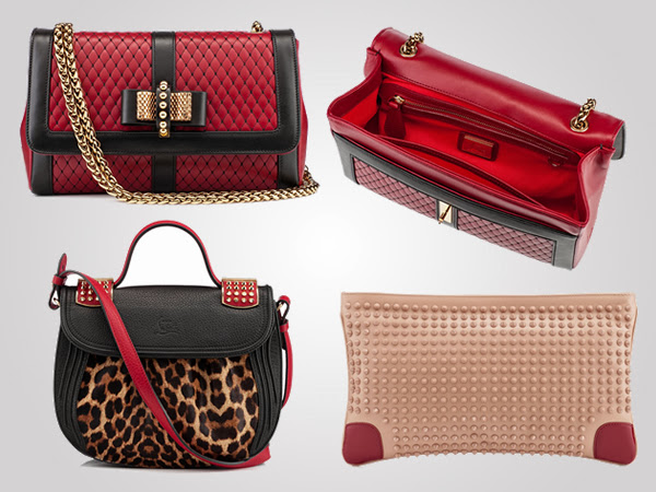 Passion For Luxury : Christian Louboutin's new handbag collection