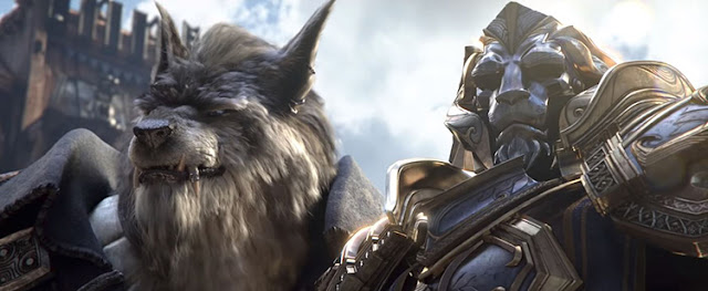 Anduin Wrynn & Genn Greymane Wallpaper Engine