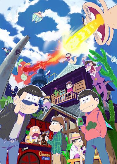小松先生,おそ松さん,Mr. Osomatsu,Osomatsu-san