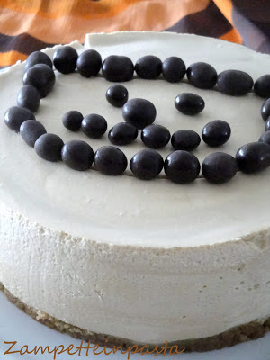 Cheesecake al caffè - Dolce senza cottura