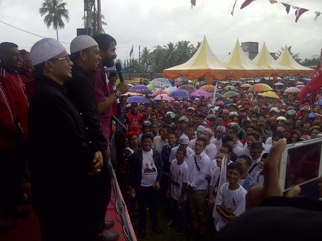 Mualem akan Coret Anggota Partai Aceh yang Berkhianat