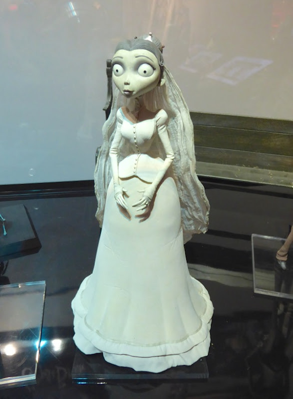 Victoria Corpse Bride stop-motion puppet