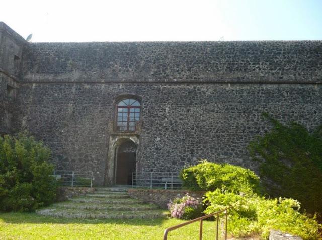 Terrazza della Fortezza della Brunella