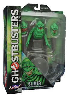 Diamond Select Ghostbusters Slimer Action Figure