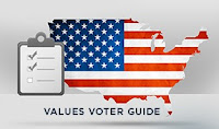 2012 Values Voter Guide