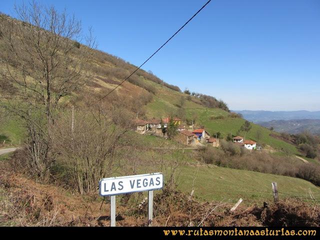 Ruta Linares, La Loral, Buey Muerto, Cuevallagar: Las Vegas