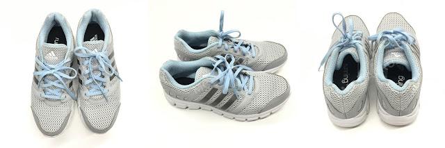 Gülşen'in Adidas marka ayakkabıları