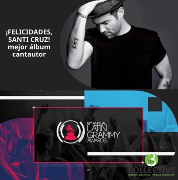 Santiago-Cruz-nominado-Premios-Latin-Grammy-categoría-mejor-álbum-cantautor