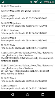 Download -  GB Whatsapp Vs. 5.0  -Atualizado Chamada de vídeo