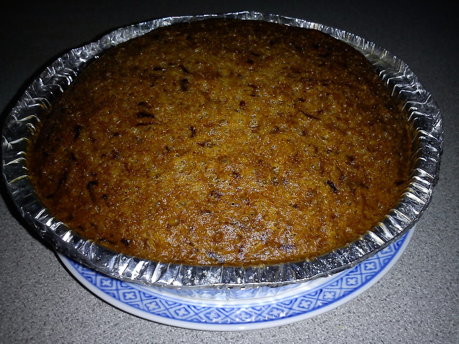 Cooking pleasure steamed banana cake here is an easy steamed banana cake recipe i had jotted down this recipe from somewhere in my little notebook but forgotten to write down the source forumfinder Gallery