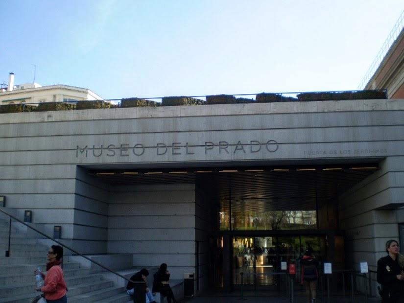 Museu Nacional del Prado Madri Espanha