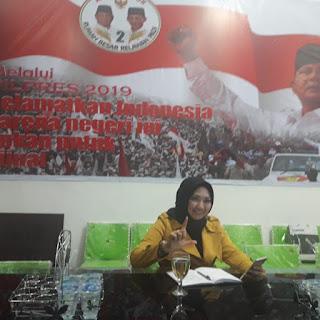 Delvi: Kami Targetkan Minimalis 60% Suara Untuk Prabowo