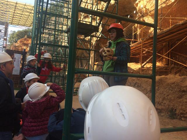 Miguelon. Yacimiento de Atapuerca. Caravaneros.com