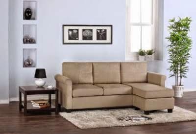 cara mengganti kain sofa