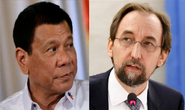 "Duterte to UN chief who called him a murderer: ""You idiot, empleyado lang kita"""