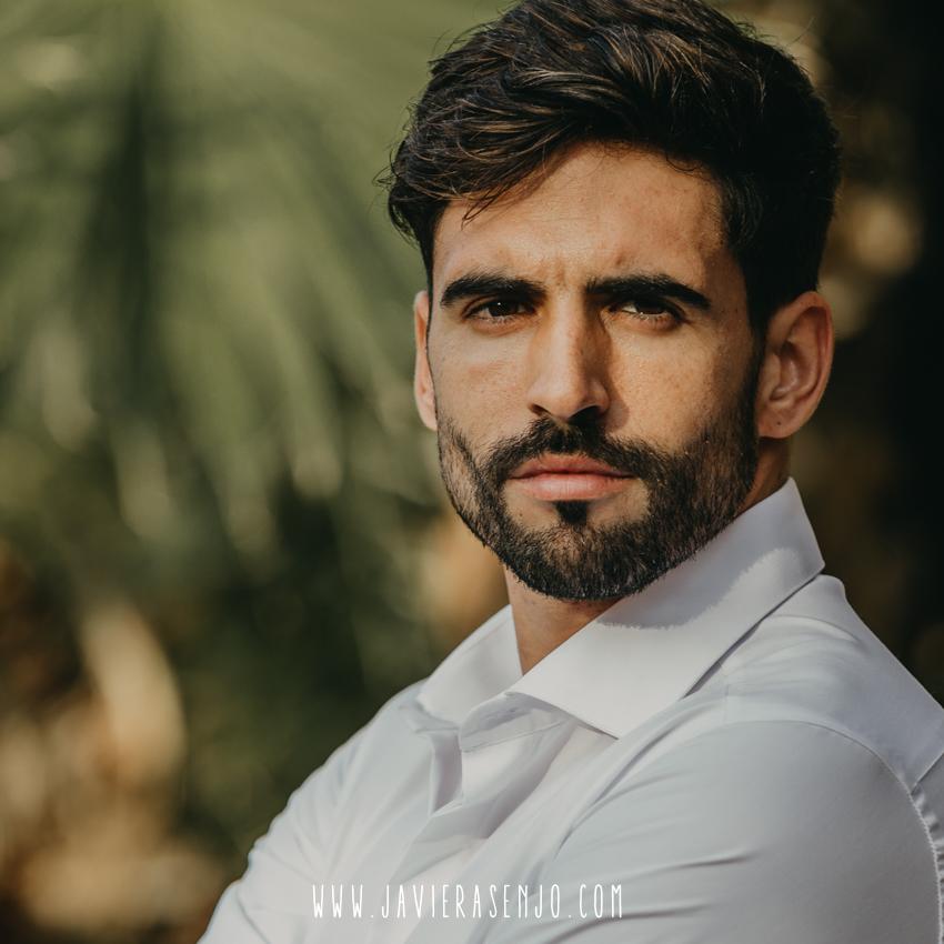 modelo masculino novio