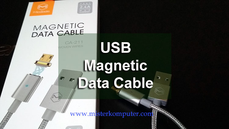 Magnetic Data Cable Micro USB