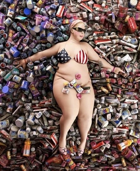 humor american beauty