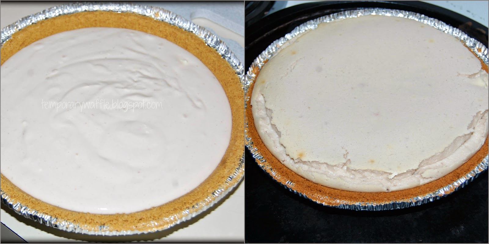 Keebler Ready Crust Baked Cheesecake